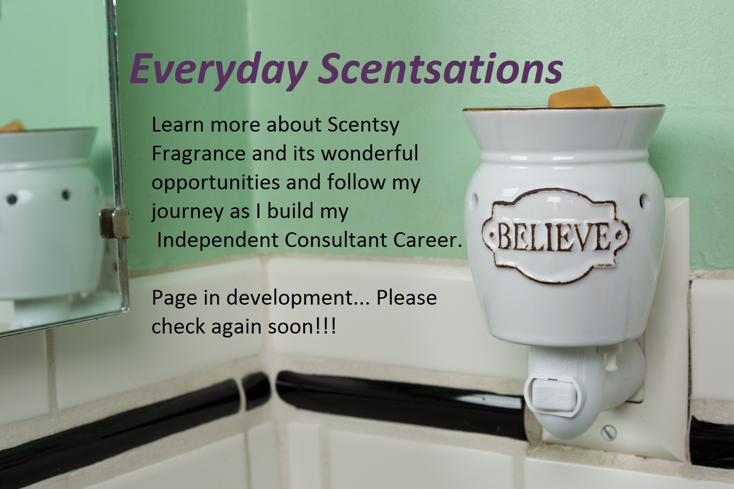 Coming Soon Everyday Scentsations
